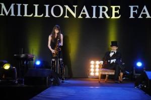 Бостонское чаепитие на выставке Millionaire Fair (Москва, Манеж)