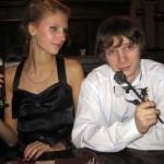 Маргарита Смирнова и Михаил Протасов